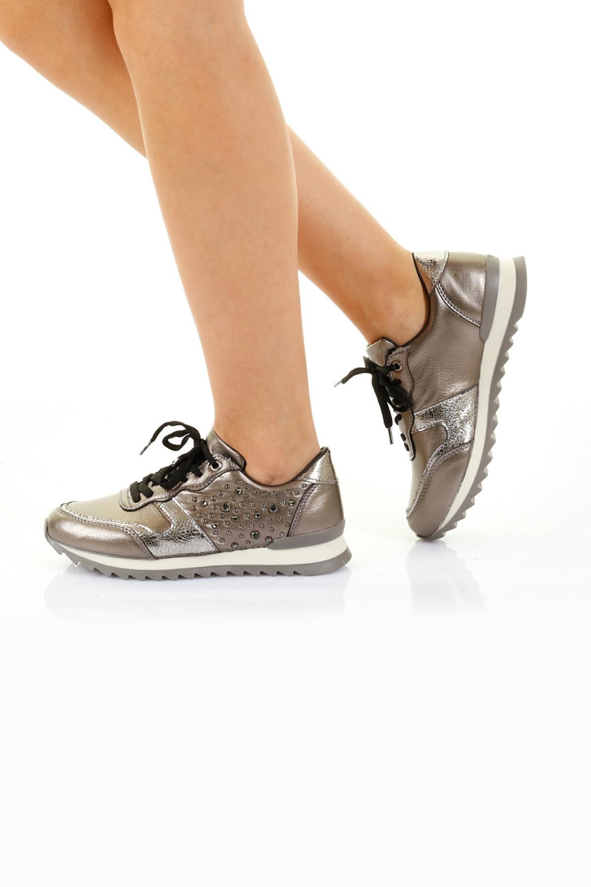 Wilma Kurşun Ortopedik Bayan Spor Ayakkabı