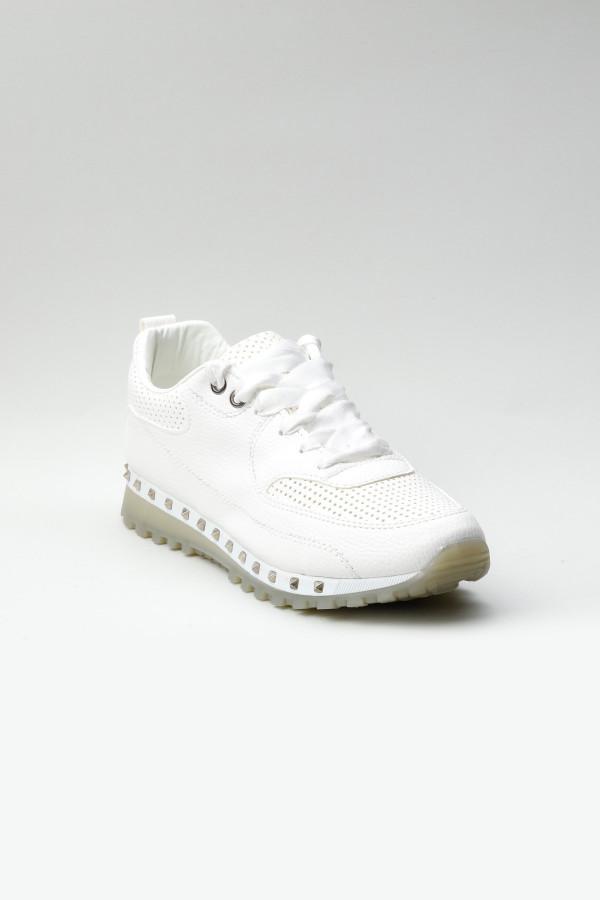 Darlene Beyaz Ortopedik Bayan Spor Ayakkabı