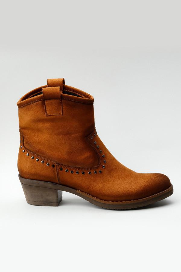 Taba Western Kadın Kovboy Bot