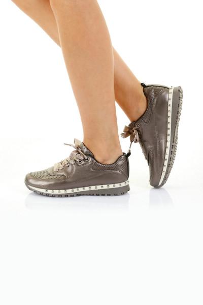 Kurşun Troklu Kadın Spor Ayakkabı