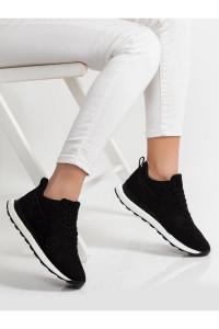 Disa Siyah Ortopedik Bayan Spor Ayakkabı
