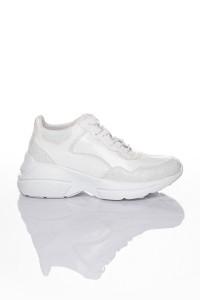 Yankee Beyaz Kadın Spor Ayakkabı
