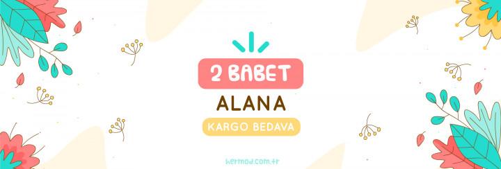 Babetlerde 2 Alana Kargo Bedava!